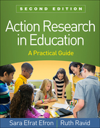 Action Research in Education: Second Edition: A Practical Guide, by Sara Efrat Efron and Ruth Ravid