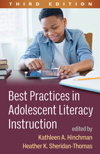 Best Practices in Adolescent Literacy Instruction: Third Edition