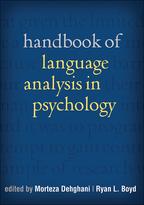 Handbook of Language Analysis in Psychology