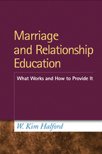 Marriage and Relationship Education - W. Kim Halford