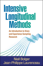 Intensive Longitudinal Methods - Niall Bolger and Jean-Philippe Laurenceau