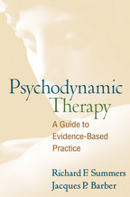 Psychodynamic Therapy - Richard F. Summers and Jacques P. Barber