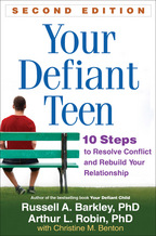 Your Defiant Teen - Russell A. Barkley and Arthur L. RobinWith Christine M. Benton
