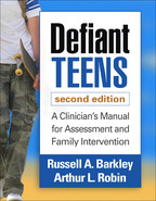 Defiant Teens: Second Edition: A Clinician's Manual for Assessment and Family Intervention