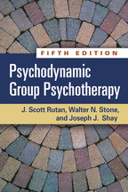 Psychodynamic Group Psychotherapy: Fifth Edition, by J. Scott Rutan, Walter N. Stone, and Joseph J. Shay