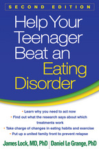 Help Your Teenager Beat an Eating Disorder - James Lock and Daniel Le Grange
