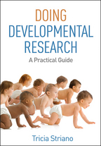 Doing Developmental Research - Tricia Striano