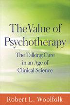 The Value of Psychotherapy - Robert L. Woolfolk