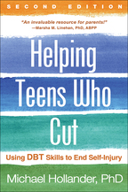 Helping Teens Who Cut - Michael Hollander