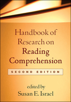Handbook of Research on Reading Comprehension - Edited by Susan E. Israel