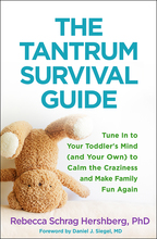 The Tantrum Survival Guide - Rebecca Schrag Hershberg