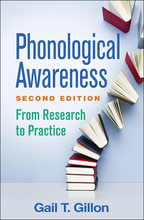 Phonological Awareness - Gail T. Gillon
