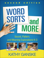 Word Sorts and More - Kathy Ganske
