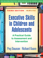 Executive Skills in Children and Adolescents - Peg Dawson and Richard Guare