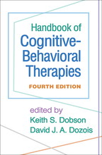 Handbook of Cognitive-Behavioral Therapies - Edited by Keith S. Dobson and David J. A. Dozois