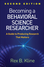 Becoming a Behavioral Science Researcher - Rex B. Kline