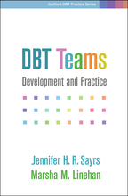 DBT Teams - Jennifer H. R. Sayrs and Marsha M. Linehan