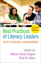 Best Practices of Literacy Leaders - Edited by Allison Swan Dagen and Rita M. Bean