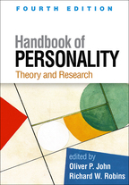 Handbook of Personality - Edited by Oliver P. John and Richard W. Robins