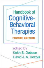 Handbook of Cognitive-Behavioral Therapies: Fourth Edition