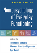 Neuropsychology of Everyday Functioning: Second Edition