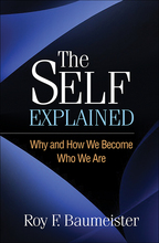The Self Explained - Roy F. Baumeister