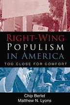 Right-Wing Populism in America - Chip Berlet and Matthew N. Lyons