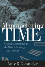 Manufacturing Time - Amy K. Glasmeier