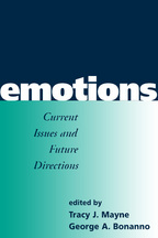Emotions - Edited by Tracy J. Mayne and George A. Bonanno