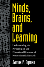 Minds, Brains, and Learning - James P. Byrnes