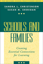 Schools and Families - Sandra L. Christenson and Susan M. Sheridan