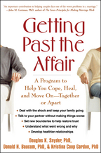 Getting Past the Affair - Douglas K. Snyder, Donald H. Baucom, and Kristina Coop Gordon