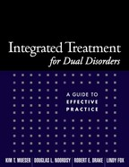 Integrated Treatment for Dual Disorders - Kim T. Mueser, Douglas L. Noordsy, Robert E. Drake, and Lindy Fox Smith