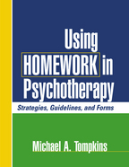 Using Homework in Psychotherapy: Strategies, Guidelines, and Forms