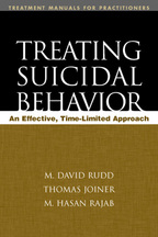 Treating Suicidal Behavior - M. David Rudd, Thomas E. Joiner, and M. Hasan Rajab