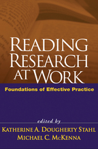 Reading Research at Work - Edited by Katherine A. Dougherty Stahl and Michael C. McKenna