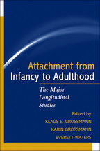 Attachment from Infancy to Adulthood - Edited by Klaus E. Grossmann, Karin Grossmann, and Everett Waters