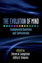 The Evolution of Mind - Edited by Steven W. Gangestad and Jeffry A. Simpson