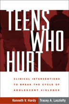 Teens Who Hurt - Kenneth V. Hardy and Tracey A. Laszloffy