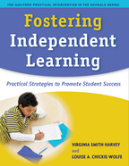 Fostering Independent Learning - Virginia Smith Harvey and Louise A. Chickie-Wolfe