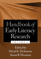Handbook of Early Literacy Research, Volume 2 - Edited by David K. Dickinson and Susan B. Neuman