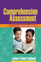 Comprehension Assessment - JoAnne Schudt Caldwell