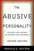 The Abusive Personality - Donald G. Dutton