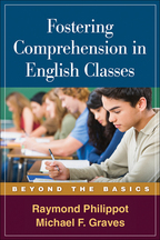 Fostering Comprehension in English Classes - Raymond Philippot and Michael F. Graves