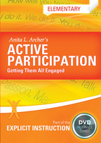 Active Participation: Getting Them All Engaged: Elementary Level