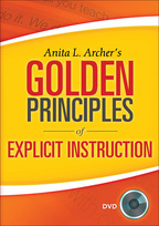Golden Principles of Explicit Instruction - Anita L. Archer