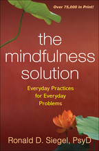 The Mindfulness Solution - Ronald D. Siegel