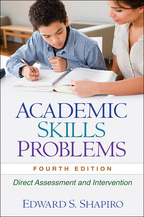 Academic Skills Problems - Edward S. Shapiro