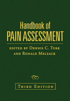 Handbook of Pain Assessment - Edited by Dennis C. Turk and Ronald Melzack