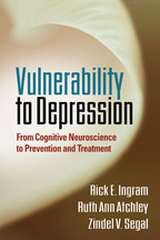 Vulnerability to Depression - Rick E. Ingram, Ruth Ann Atchley, and Zindel V. Segal